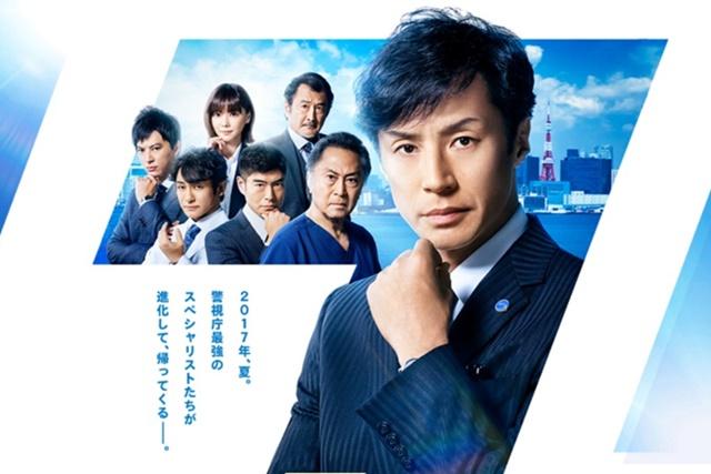 「刑事7人」キャスト画像